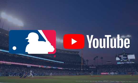 MLB live streaming on YouTube TV